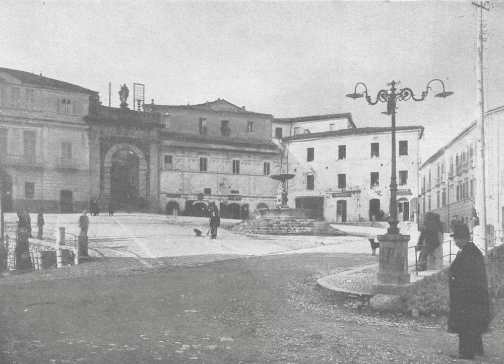 Foto Storica Dell'hotel Palazzo Del Senatore