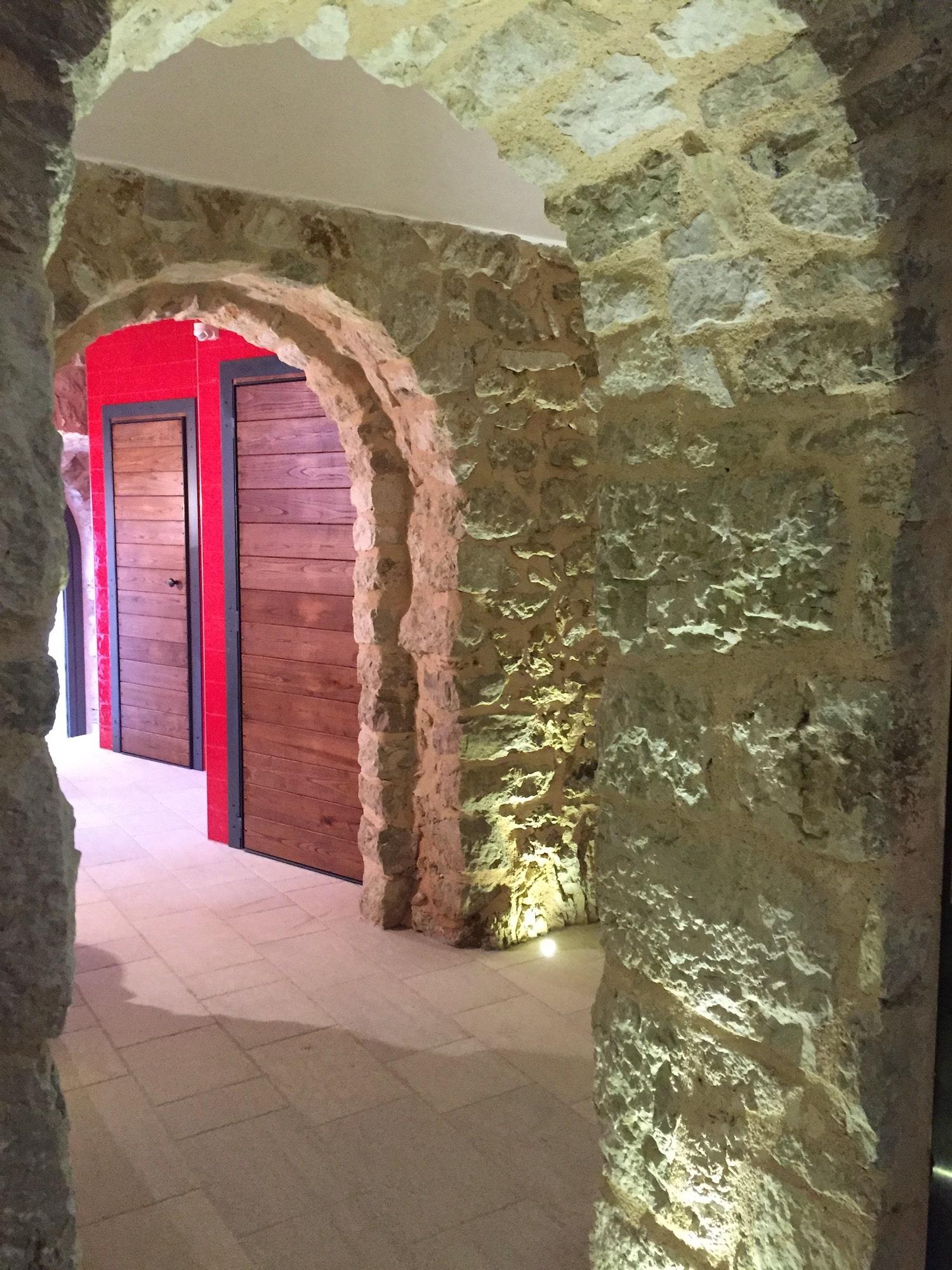 Sauna e Benessere del Palazzo Del Senatore