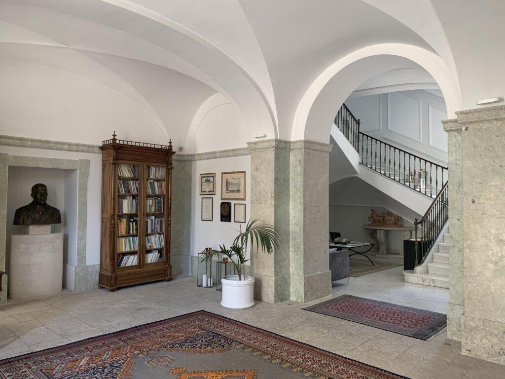 Reception Palazzo Del Senatore